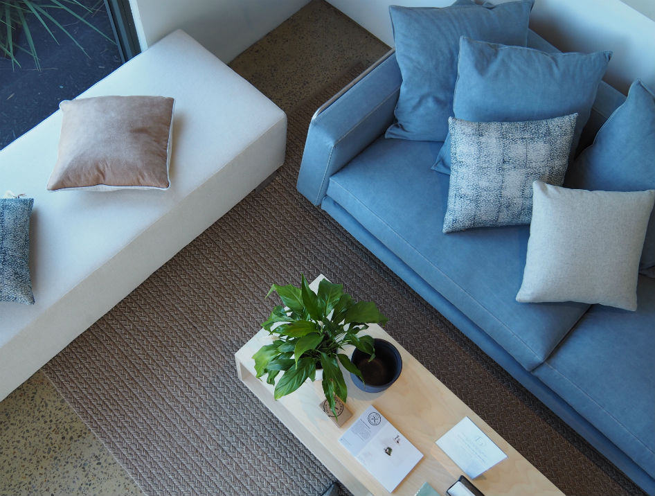 The Beach - Custom Lounge Setting by Sorrento Furniture