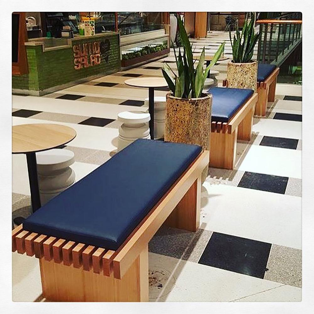 Reupholstering a sofa · custom furniture manufacturing