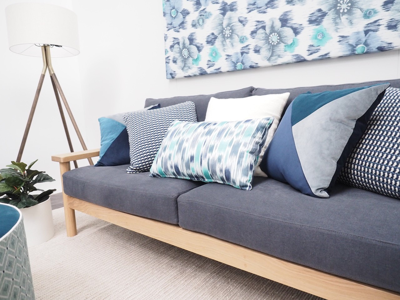 Easy Living Sofa